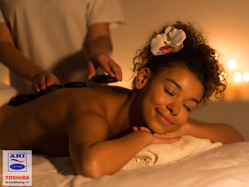 Finding the Perfect Temperature for Blissful Massage Therapy