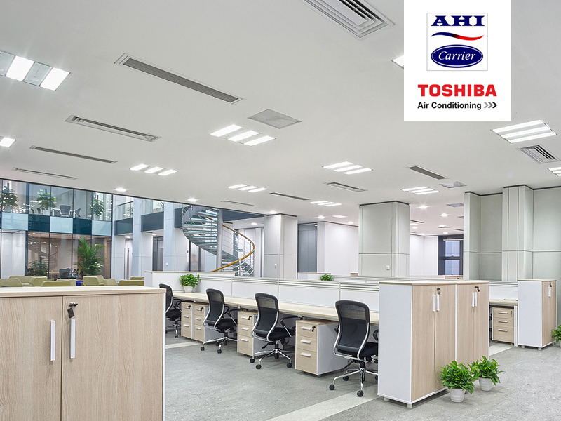 aircon installation top tips from toshiba